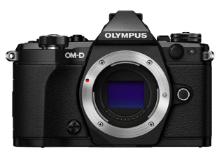 OM-D E-M5 Mark II body black